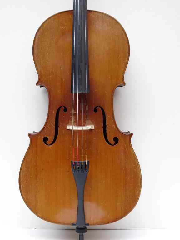 table violoncelle LABERT 1925